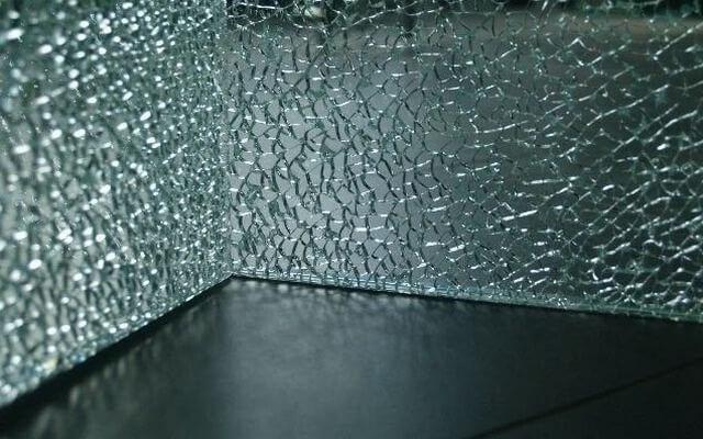 Закалённое или калённое стекло для безопасности